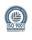 ISO 9001 logo 2019